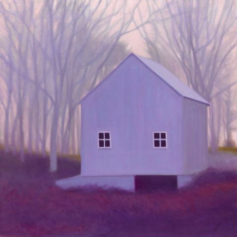Lilac Barn Fading Light